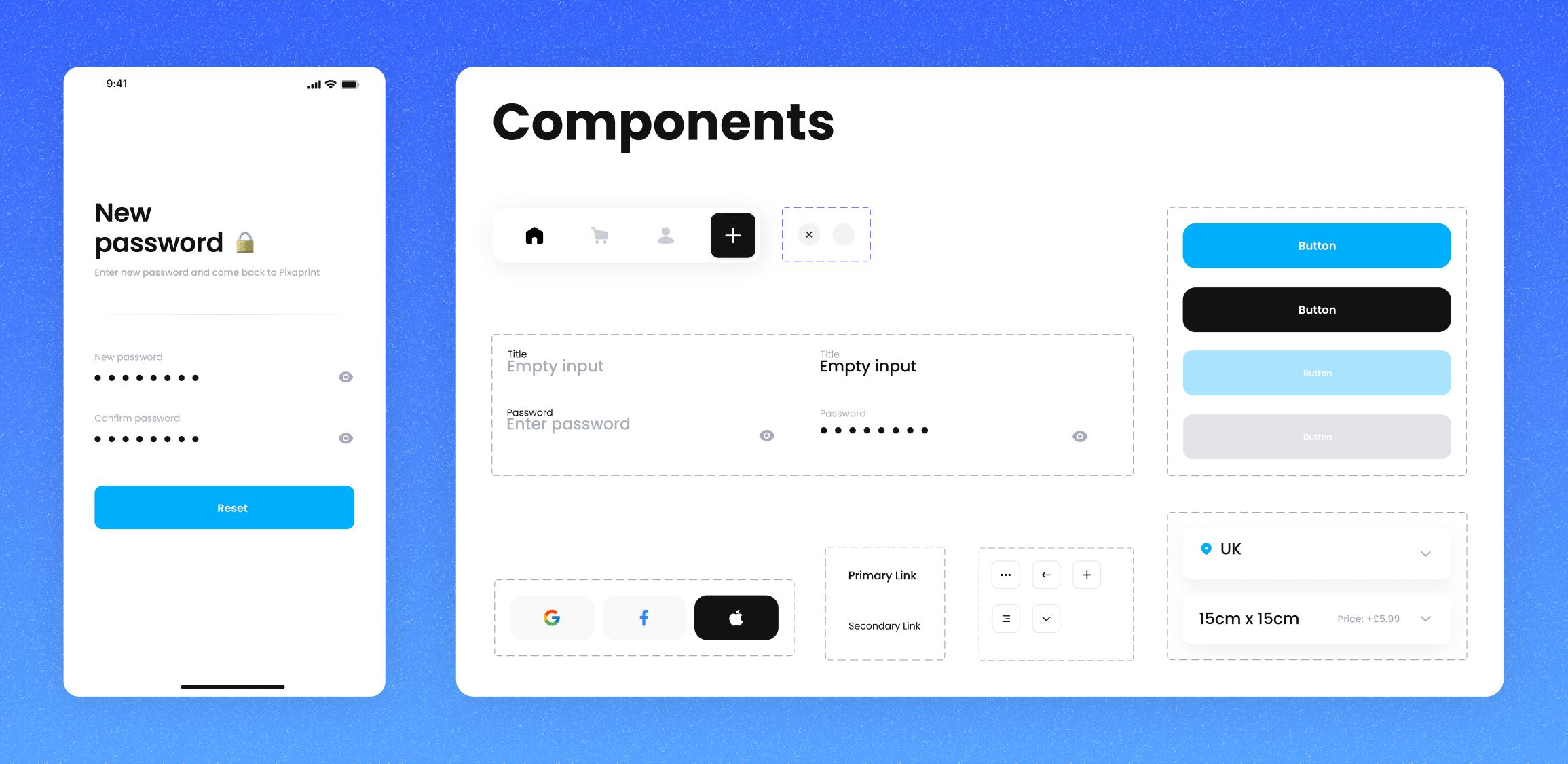React Native vs Flutter. UI Components