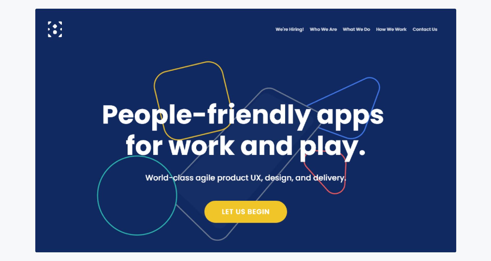 Eight Bit Studios - development company home page